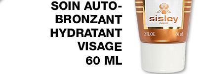 Sisley Super Soin Autobronzant Hydratant Visage 60 ml