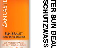 Lancaster Sun Beauty Sonnenschutzwasser