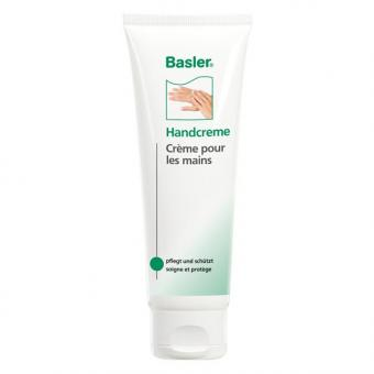 Basler Handcreme Tube 125 ml