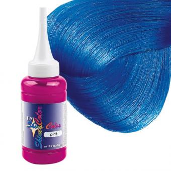 Dynatron SHINE COLOR Tönungsmittel Blue (8), Inhalt 80 ml