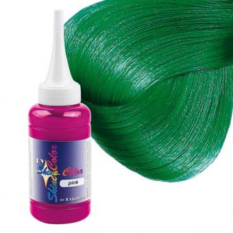 Dynatron SHINE COLOR Tönungsmittel Afro Green (7), Inhalt 80 ml