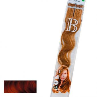 Balmain Fill-In Extensions Wavy 133 Dark Copper Blond - 1