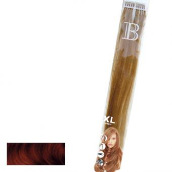 Balmain Fill-In Extensions Straight XL 33 Light Chestnut Brown