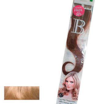 Balmain Fill-In Extensions Natural Straight 614 Natural Blond - 1
