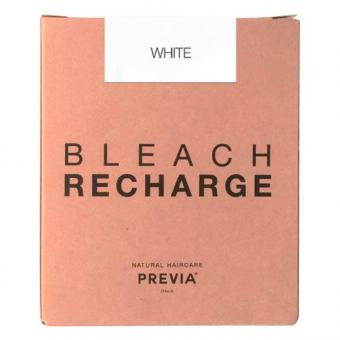PREVIA Dust Free Powder Bleach Nachfüllpack White, 500 g - 1