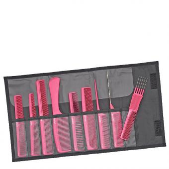 Jaguar A-Line Kamm-Set Pink-Metallic - 1