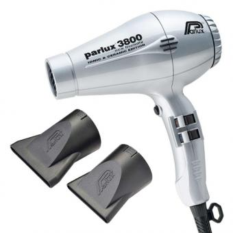 Parlux 3800 Eco Friendly Ionic & Ceramic Edition Silber