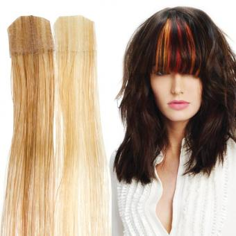 Balmain Color Flash Tape Extensions 25 cm Champagne & Honey Blond