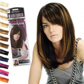 Balmain Extensions Color Flash Tape 40 cm