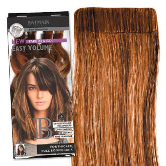 Balmain Easy Volume Tape Extensions 40 cm Medium Beige Blond (Level 8) - 1
