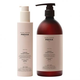 PREVIA Smoothing Taming Conditioner with Linseed Oil