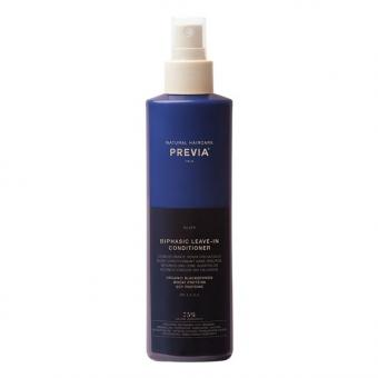 PREVIA Organic Blackberry Silver Biphasic Leave-In Conditioner 200 ml