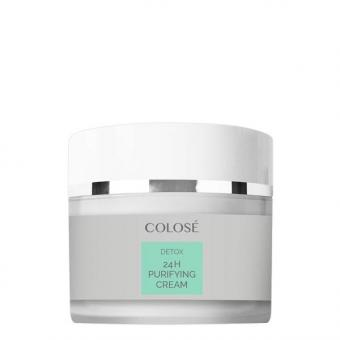 Colosé Detox 24H Reinigende Pflegecreme 50 ml