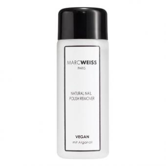 MARC WEISS Natural Nail Polish Remover 100 ml