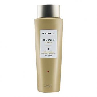 Goldwell Kerasilk Control Keratin Smooth Medium 500 ml