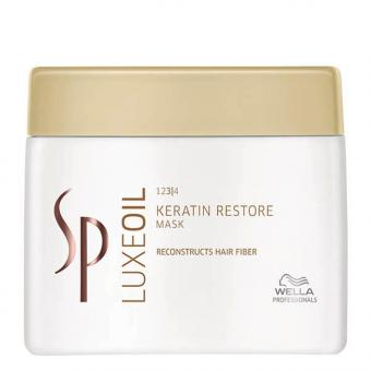 Wella SP LuxeOil Keratin Restore Mask 400 ml - 1