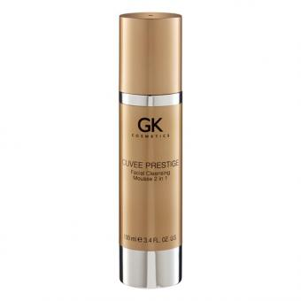 GK Cosmetics CUVEE PRESTIGE Facial Cleansing Mousse 2 in 1 100 ml