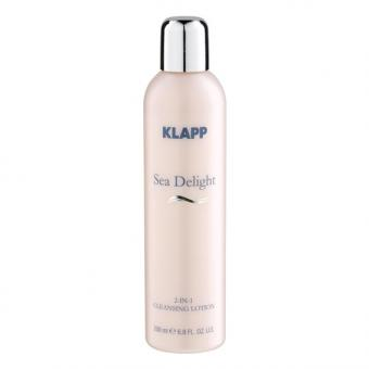 KLAPP SEA DELIGHT 2-In-1 Cleansing Lotion 200 ml