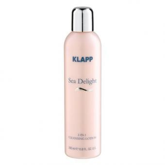KLAPP SEA DELIGHT 2-In-1 Cleansing Lotion 200 ml - 1