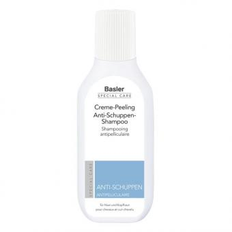 Basler Crème peeling Shampooing antipelliculaire Bouteille 500 ml