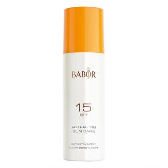 BABOR ANTI-AGING SUN CARE Sun Spray Lotion SPF 15 200 ml