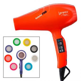 BaByliss PRO Luminoso Haartrockner Orange - 1