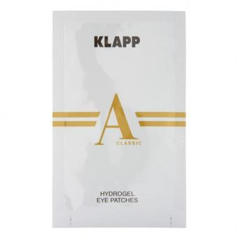 KLAPP A CLASSIC Hydrogel Eye Patches Packung mit 5 x 2 ml
