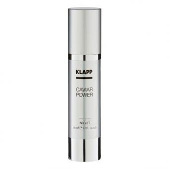 KLAPP CAVIAR POWER Night Cream 50 ml