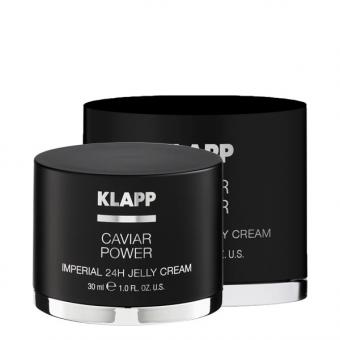KLAPP CAVIAR POWER Imperial 24H Jelly Cream