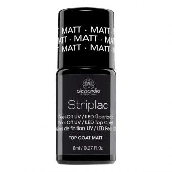 alessandro Striplac Top Coat Matt 8 ml