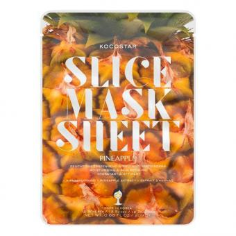 Kocostar Slice Mask Sheet Pineapple  - 1