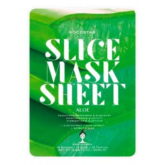 Kocostar Slice Mask Sheet Aloe  - 1