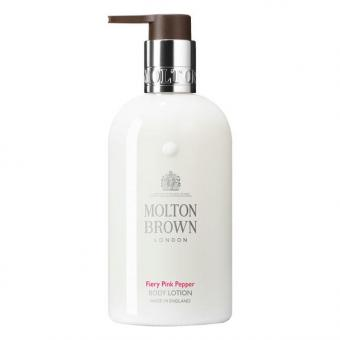 MOLTON BROWN Fiery Pink Pepper Body Lotion 300 ml - 1