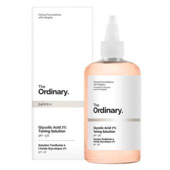 The Ordinary Glycolic Acid 7% Toning Solution 240 ml - 1