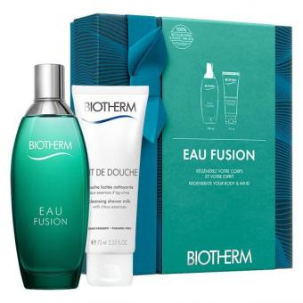 Biotherm Eau Fusion Value Set 2020  - 1