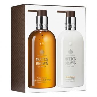 MOLTON BROWN Hand Duo Amber Cocoon Set   - 1