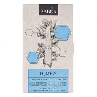 BABOR AMPOULE CONCENTRATES Hydra Set 2021 Packung mit 7 x 2 ml - 1