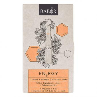 BABOR AMPOULE CONCENTRATES Energy Set 2021 Packung mit 7 x 2 ml - 1
