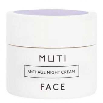 MUTI Face Anti-Age Night Cream 50 ml - 1