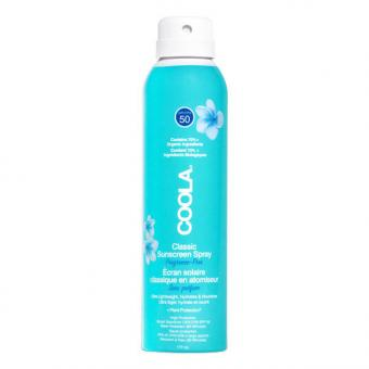 Coola Classic SPF 50 Body Spray Unscented 177 ml - 1
