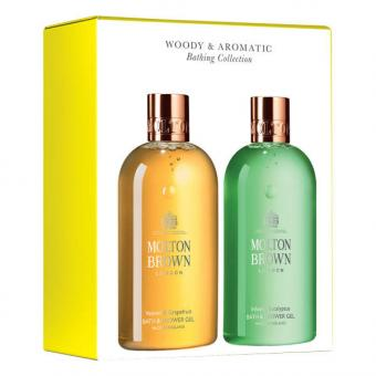 MOLTON BROWN Woody & Aromatic Gift Set  - 1