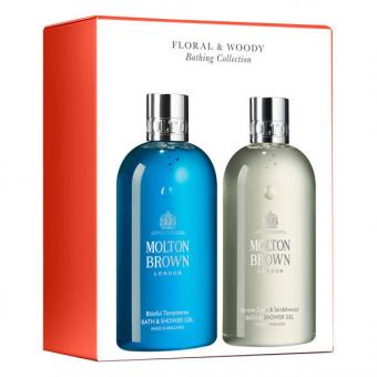 MOLTON BROWN Floral & Woody Gift Set  - 1