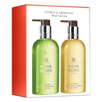 MOLTON BROWN Citrus & Aromatic Hand Collection  - 1