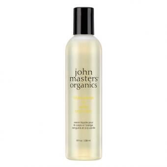 John Masters Organics Gel douche à l'orange sanguine et à la vanille 236 ml