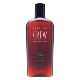 American Crew 3-in-1 Tea Tree 450 ml