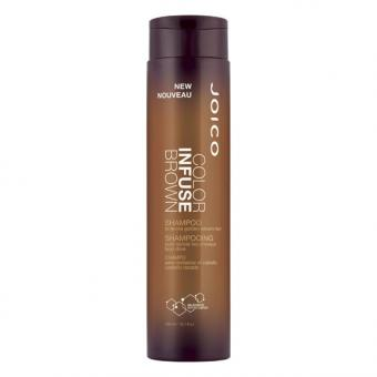 Joico Color Infuse Shampooing Brun 300 ml