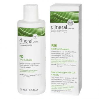 AHAVA Clineral PSO Scalp Shampoo 250 ml