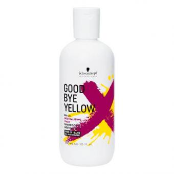 Schwarzkopf Goodbye Yellow Shampoo 300 ml - 1