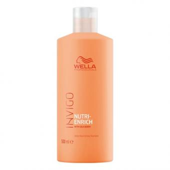 Wella Invigo Nutri-Enrich Shampooing Nutrition Intense 500 ml