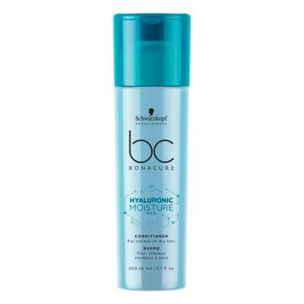 Schwarzkopf BONACURE Hyaluronic Moisture Kick Conditioner 200 ml - 1